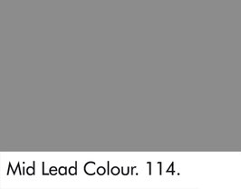 Little Greene - Mid Lead Colour 114.