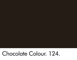 Little Greene - Chocolate Colour 124.