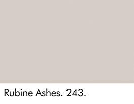 Little Greene - Rubine Ashes 243.