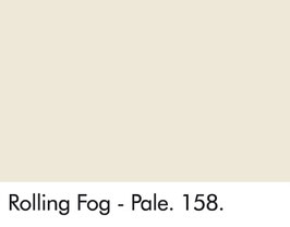 Little Greene - Rolling Fog - Pale 158.