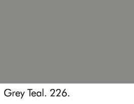 Little Greene - Grey Teal 226.