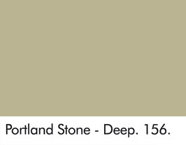 Little Greene - Portland Stone - Deep 156.
