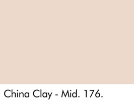 Little Greene - China Clay - Mid 176.
