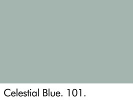 Little Greene - Celestial Blue 101.