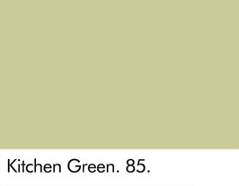 Little Greene - Kitchen Green 85.