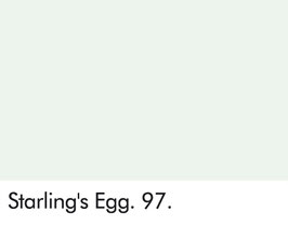 Little Greene - Starling´s Egg 97.