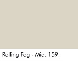 Little Greene - Rolling Fog - Mid 159.
