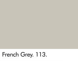 Little Greene - French Grey 113.