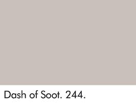 Little Greene - Dash of Soot 244.