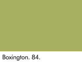 Little Greene - Boxington 84.