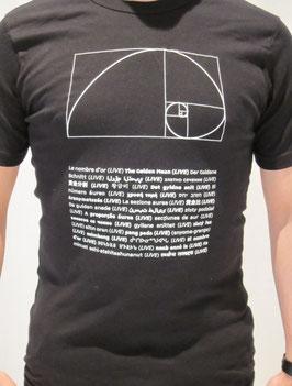 NOMBRE D'OR (LIVE) - T-shirt homme