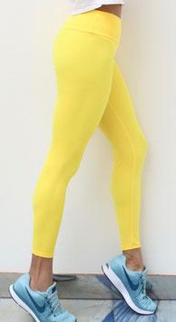 light weight leggin yellow