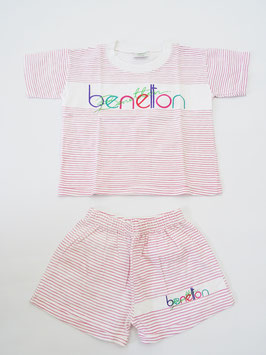 Ensemble BENETTON MIXTE 18 MOIS