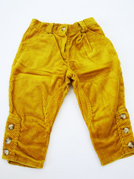 Pantalon velours  mixte 2ans