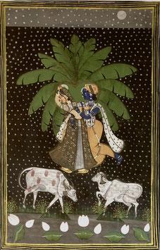 Wandbehang Hinduismus