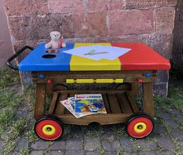 Vintage Kinderspieltisch