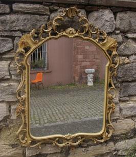Prachtvoller Spiegel im Barock-Stil