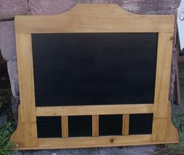 antiker Rahmen, Tafel upcycling