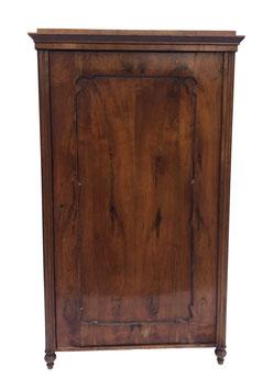 Biedermeier Garderobenschrank