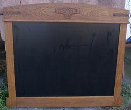 Jugendstil Rahmen, Tafel upcycling