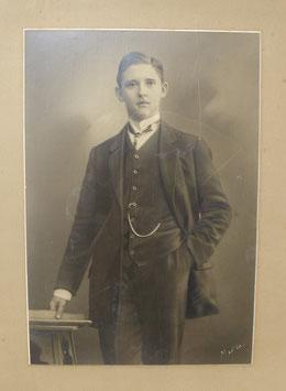 Originalfotografie um 1900