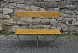 Gartenbank - upcycling