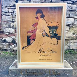 Leuchtreklame von Dior