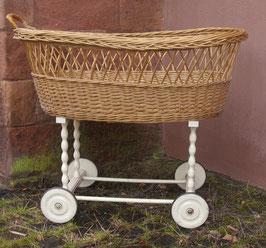 antiker Kinder-/Puppenwagen