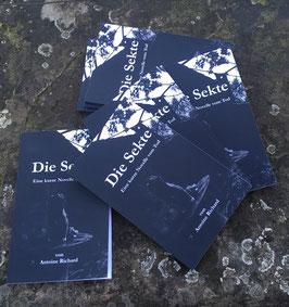 Die Sekte - eine kurze Novelle vom Tod (handsigniert)