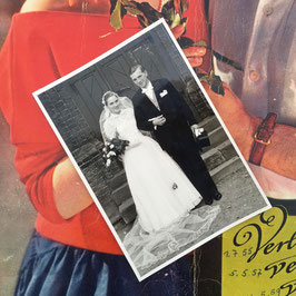 Vintage Hochzeitsanzug
