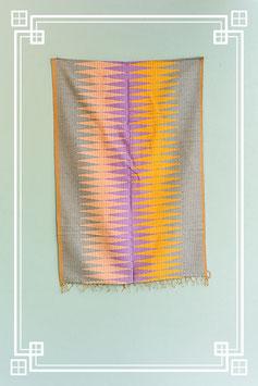 Vintage Schal Vert - einzigartiges Unikat