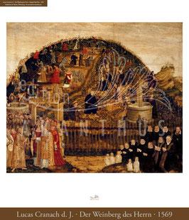Der Weinberg des Herrn - 1569