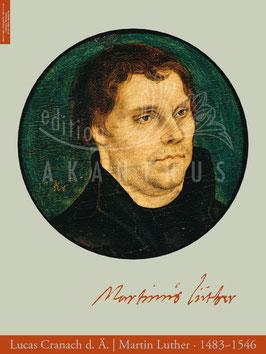 """Martin Luther """"Hochzeitsbild"""" 1525"""