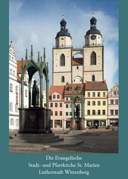 Kirchenführer St. Marien, Lutherstadt Wittenberg
