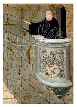 Martin Luther als Prediger