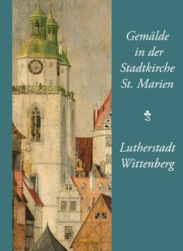 Kartenmappe Gemälde in der Stadtkirche Wittenberg