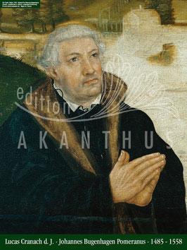 Johannes Bugenhagen, Pommeranus
