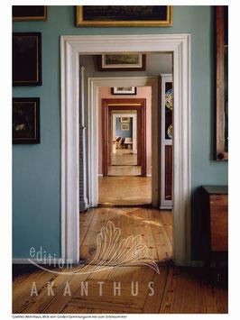 Zimmerflucht in Goethes Wohnhaus