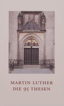 Martin Luther, Die 95 Thesen