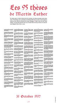 Les 95 théses de Martin Luther