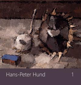 Hans-Peter Hund - Malerei
