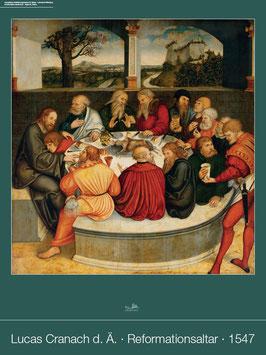 Reformationsaltar – Mitteltafel . 1547