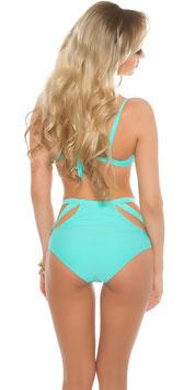 Sexy Push-Up Bikini Mint