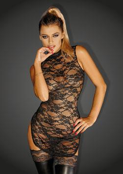 Spitzen-Mini-Kleid