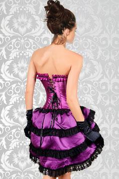 Burlesque- Corsage lila 00153