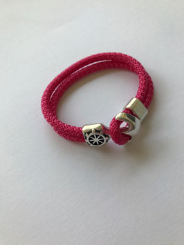 ANKERARMBAND ANKERLIEBE PINK
