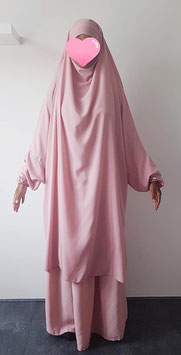 2 Delige jilbab