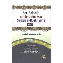 Een selectie uit de uitleg van Sahieh al-Boekhaarie