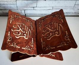 Koran houder bruin