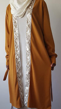 Kimono mosterd